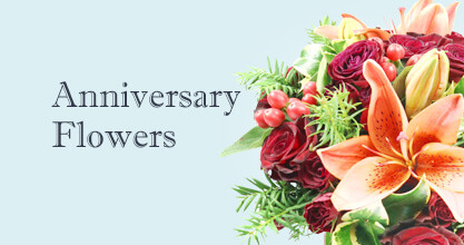 Anniversary Flowers Chalk Farm